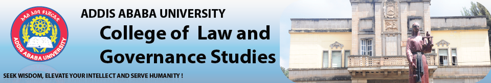 College of Law and Governance Studies