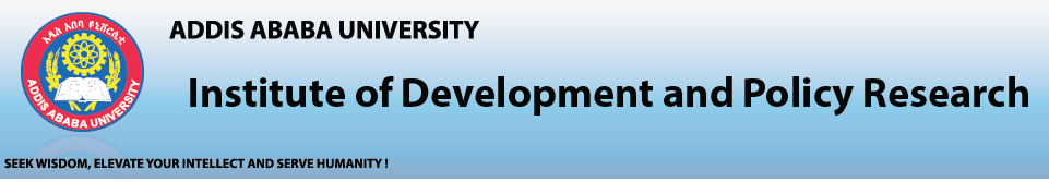 Institute of Development and Policy Research (IDPR)