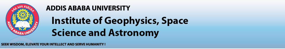 Institute of Geophysics, Space Science and Astronomy