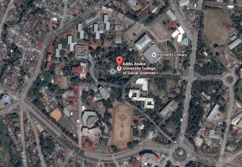 Maps and directions | Addis Ababa University