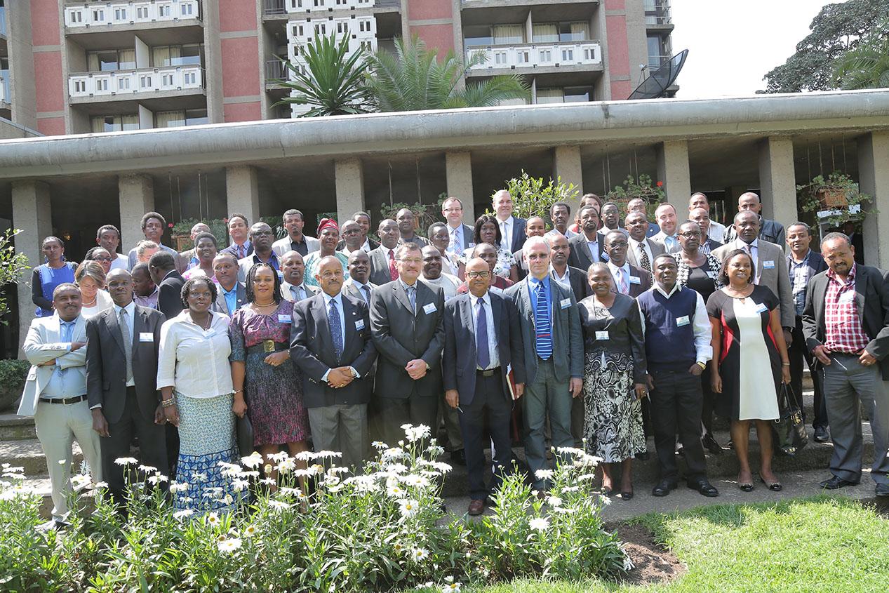 DIES International Dean's Course Underway | Addis Ababa ...