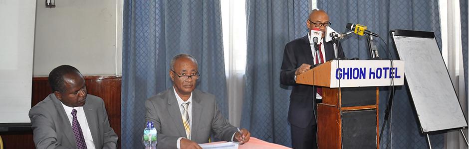 International workshop on University-Community Engagement   Addis