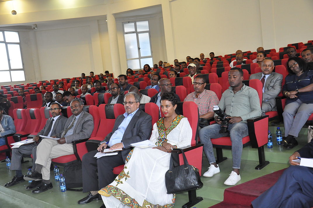 The Oxford Handbook of the Ethiopian Economy Launched at AAU