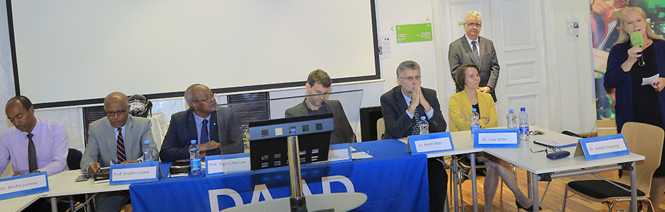 DAAD Holds Regional Conference at Addis Ababa University