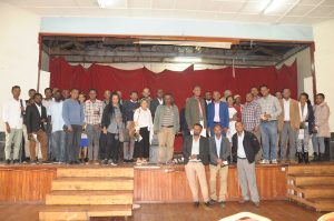 """Sex: Untold Stories"""" Launched   Addis Ababa University"""